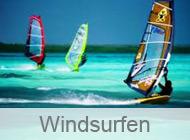 Surfen-Windsurfen in der Türkei
