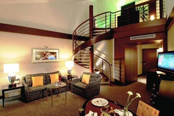 Maisonette-Zimmer im Hotel Calista Luxury Resort