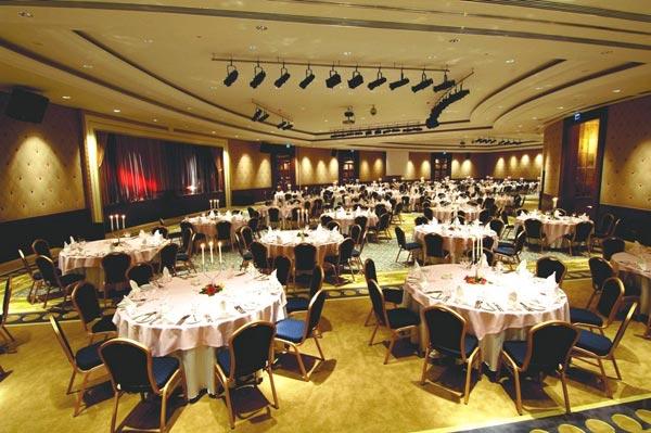 Speiseräume im Hotel Calista Luxury Resort in Belek