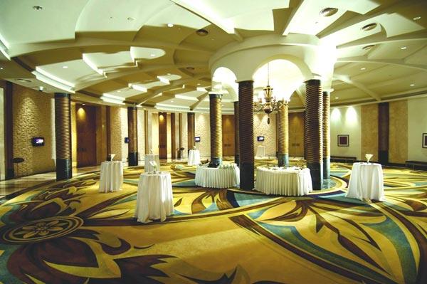 Festsaal im Hotel Calista Luxury Resort in Belek