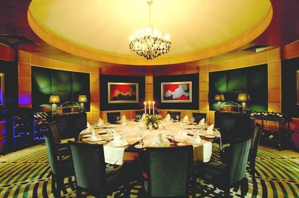 Speiseraum im Hotel Calista Luxury Resort in Belek