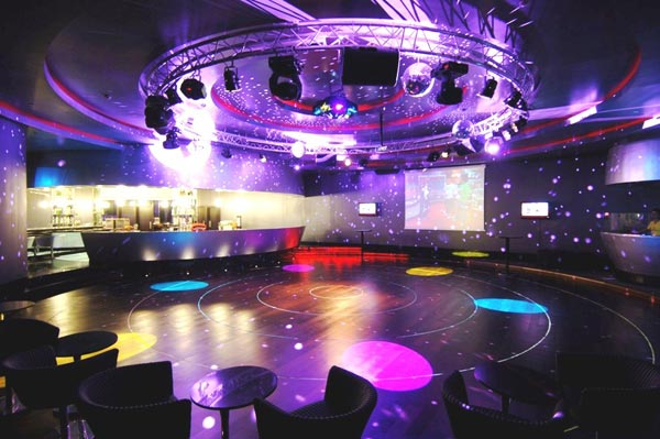 Hauseigene Partylocation im Hotel Calista Luxury Resort in Belek