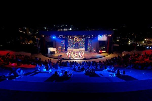 Live Musik und professionelle Shows im Hotel Calista Luxury Resort in Belek