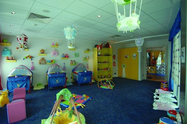 Kinderbetreuung im Hotel Calista Luxury Resort in Belek