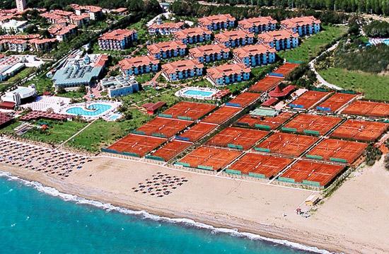 Golf Hotel Belek  Sterne