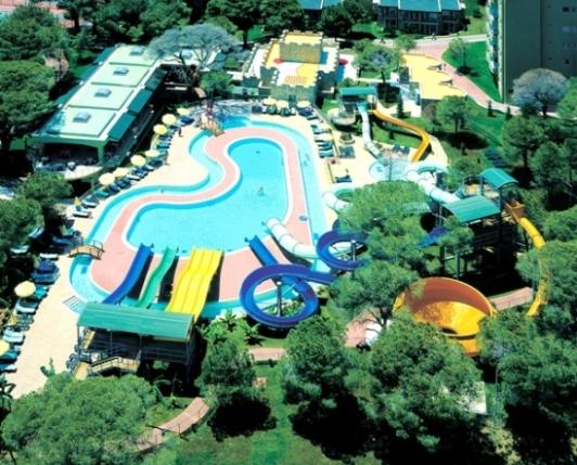 Belconti Resort Hotel Spa