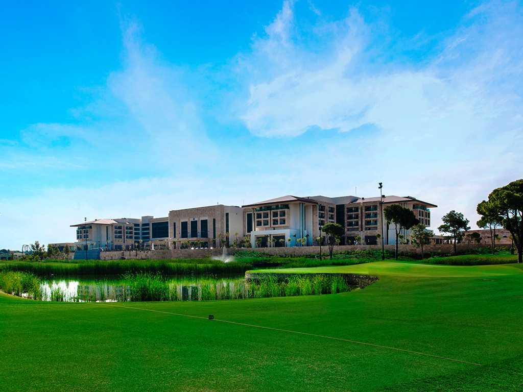 Hotel Regnum Carya Golf & Spa Resort in Belek-Gesamtübersicht