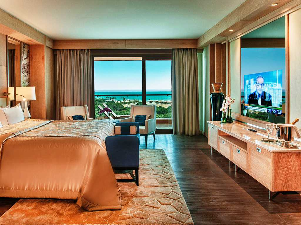 Hotel Regnum Carya Golf & Spa Resort- Belek- Presidential Suite