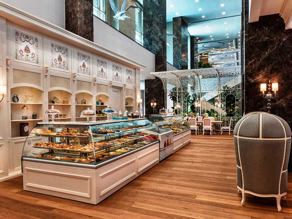 Hotel Regnum Carya Golf & Spa Resort- Belek- Patisserie
