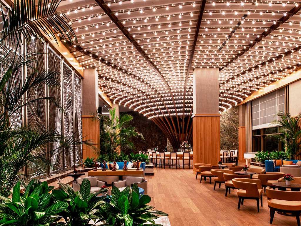 Hotel Regnum Carya Golf & Spa Resort- Belek- Lobbyübersicht