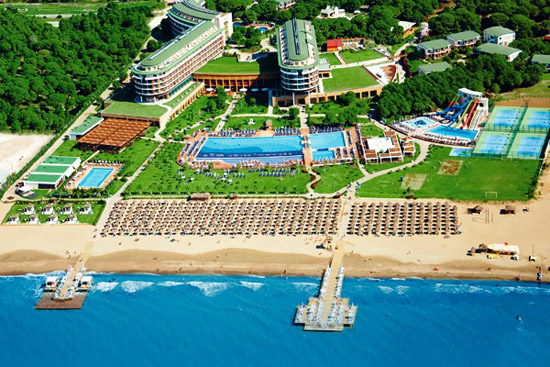 Voyage Türkei