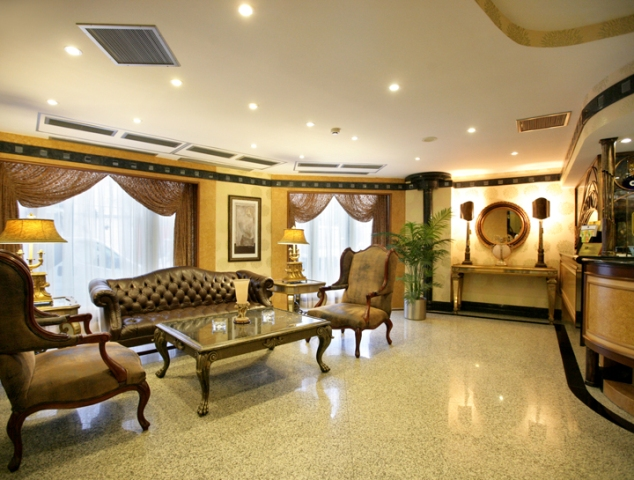 Best Western Senator Hotel Istanbul