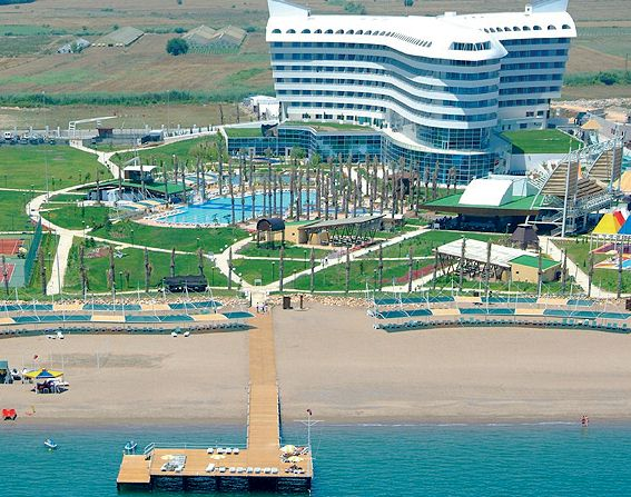 Miracle Resort Hotel Lara Antalya Turkey