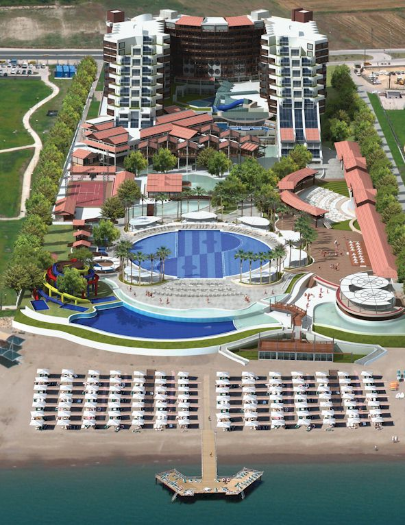 Limak Lara De Luxe Hotel All Inclusive