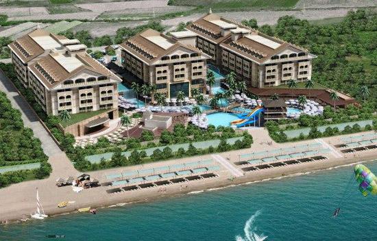 Hotel Von Resort Elite Side
