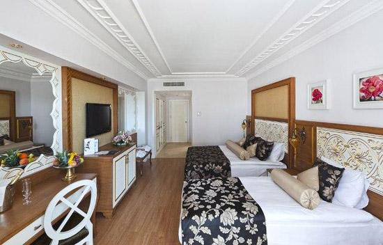Crystal Palace Luxury Resort And Spa Side Turkey
