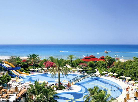 Hotel Terrace Beach Resort In Side G 252 Nstige Last Minute