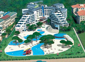 Hotel Cornelia Deluxe in der Türkei