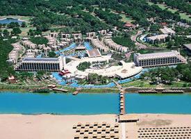 Hotel Gloria Serenity in der Türkei