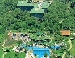 Hotel Gloria Verde in der Türkei