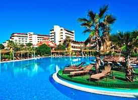 Hotel Bellis Deuxe in der Türkei