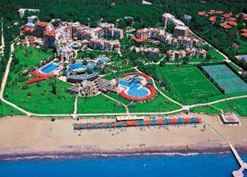 Hotel Limak Arcadia in der Türkei