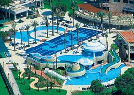 Hotel Limak Atlantis in der Türkei