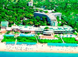 Hotel Maritime Pine Beach in der Türkei