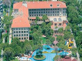 Hotel Papillon Ayscha in der Türkei