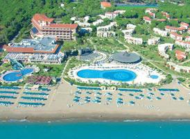 Hotel Papillon Belvil in der Türkei