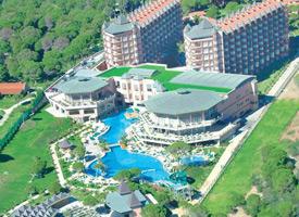 Hotel Papillon Zeugma in der Türkei