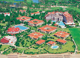 Sirene Golf Resort in der Türkei
