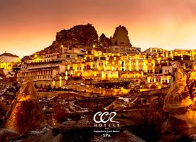 CCR Cappadokia Cave Resort