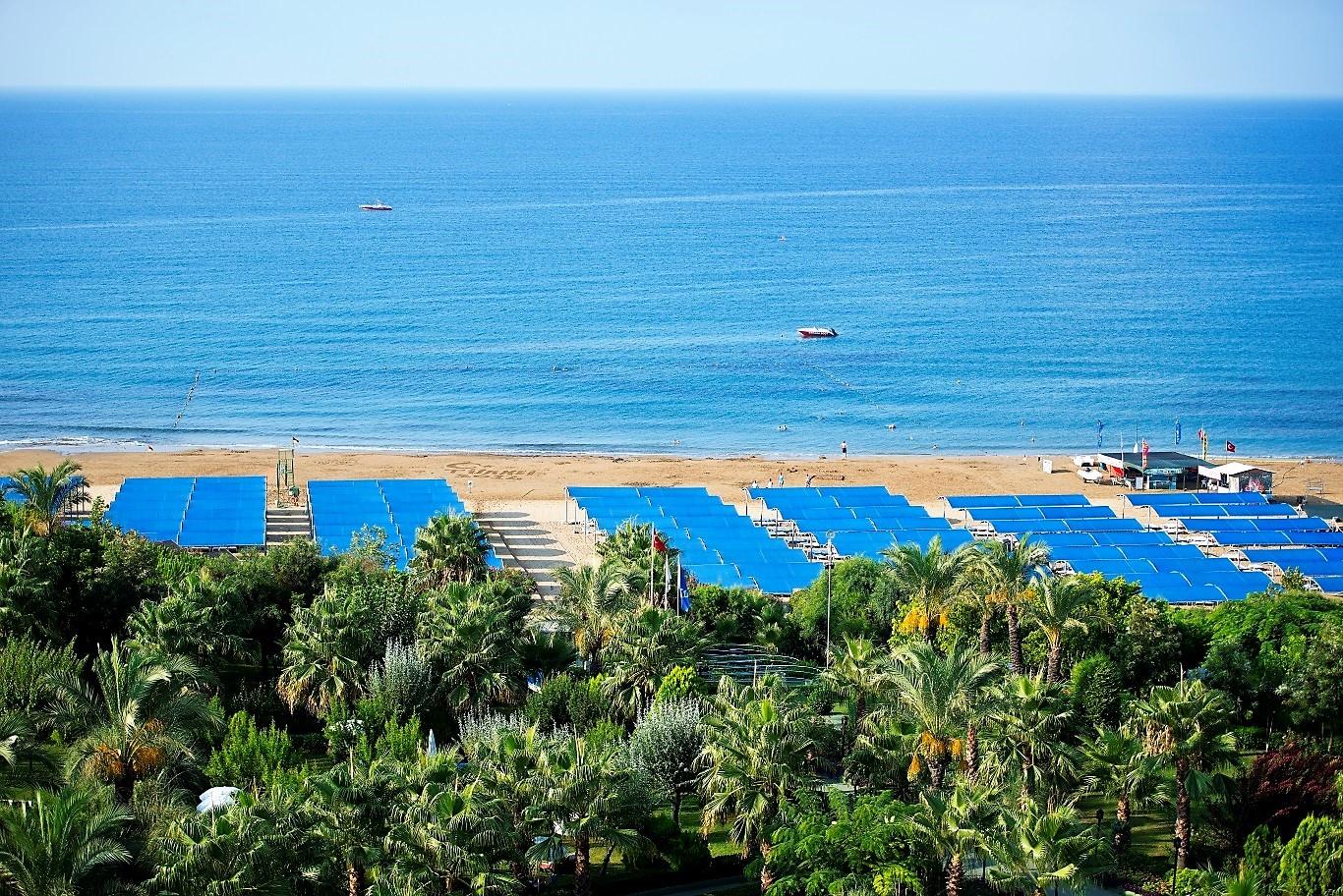 Aspendos Beach