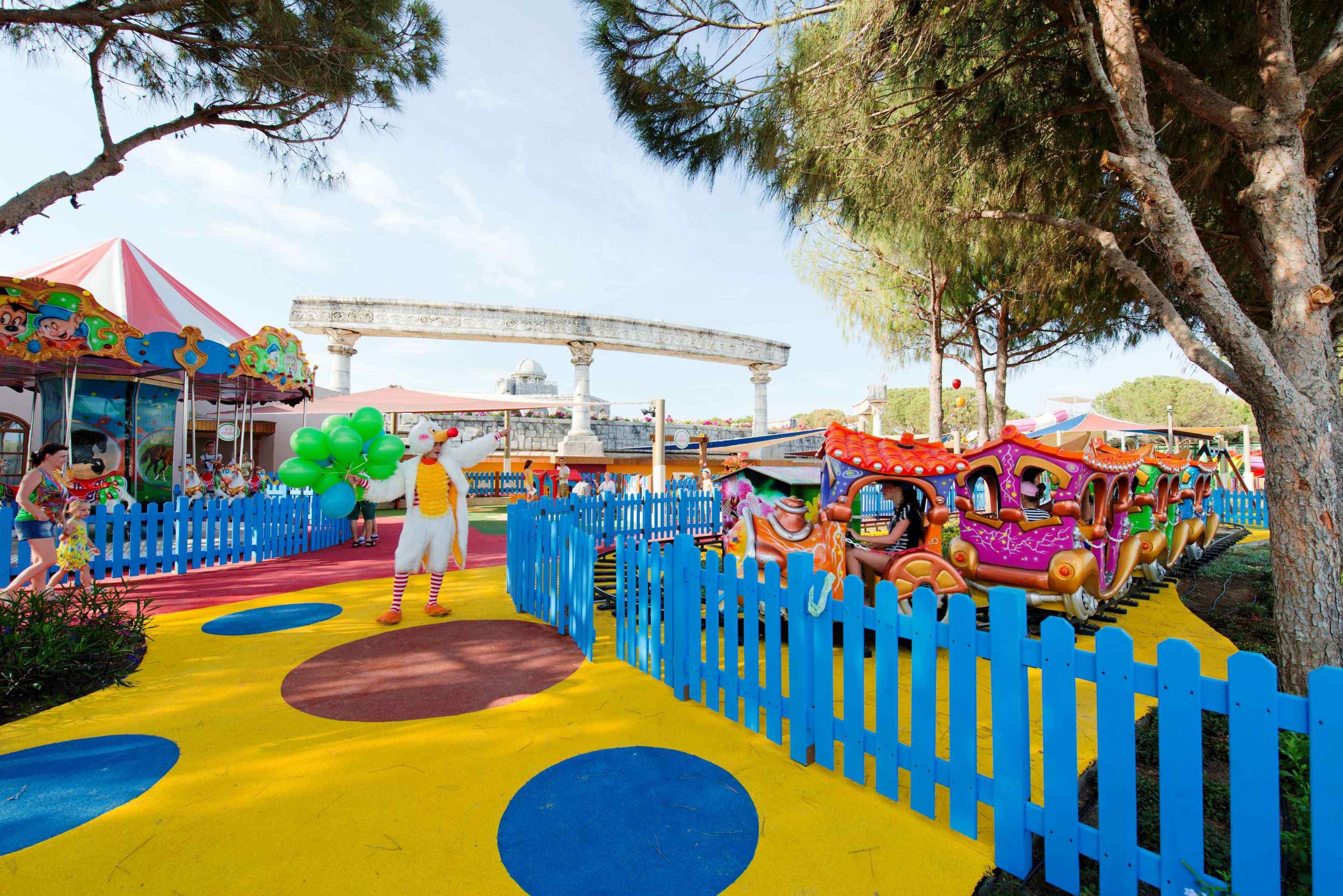 Hotel-Xanadu-Resort-Belek-Lunapark