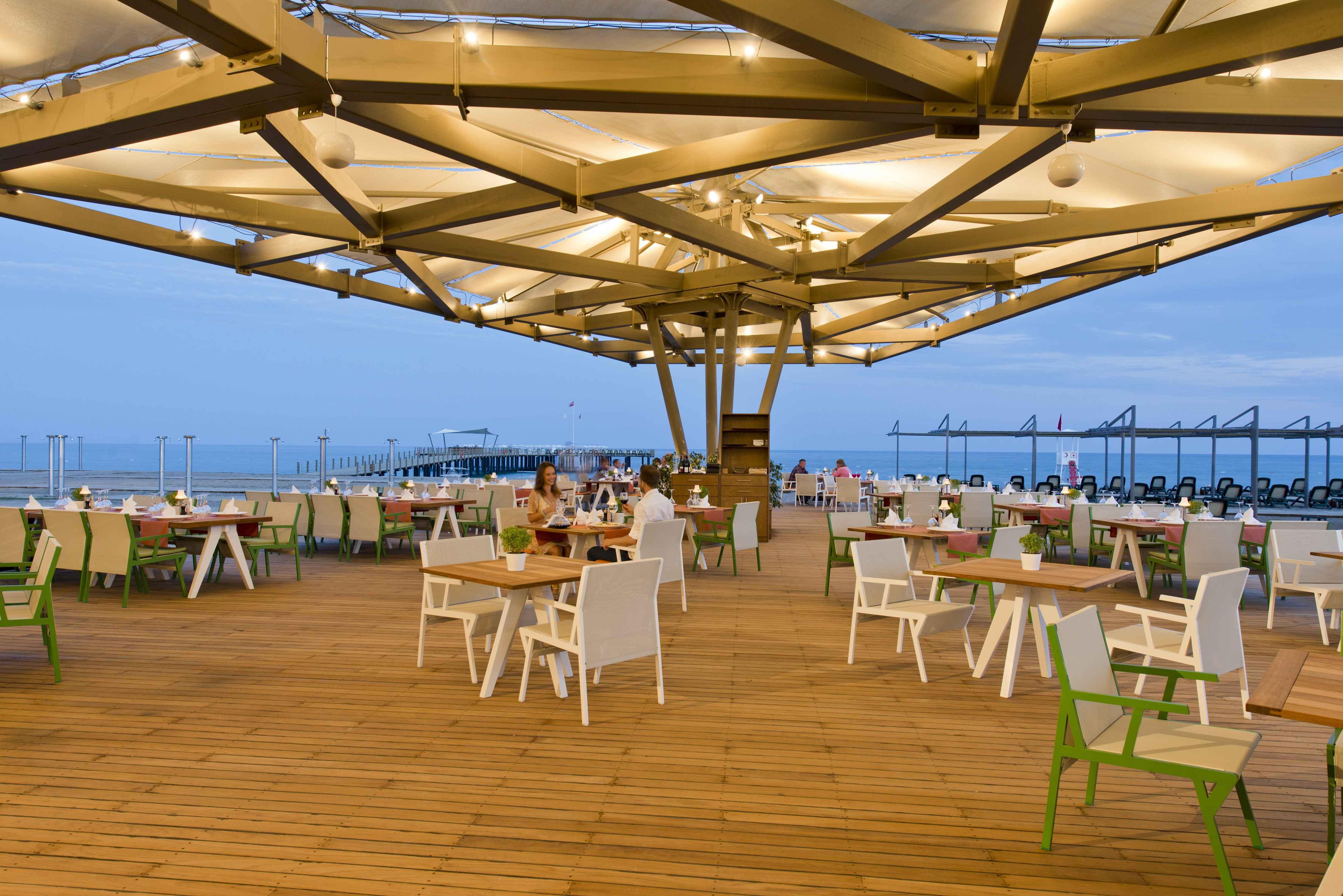 Hotel-Xanadu-Resort-Belek-a la carte Restaurant