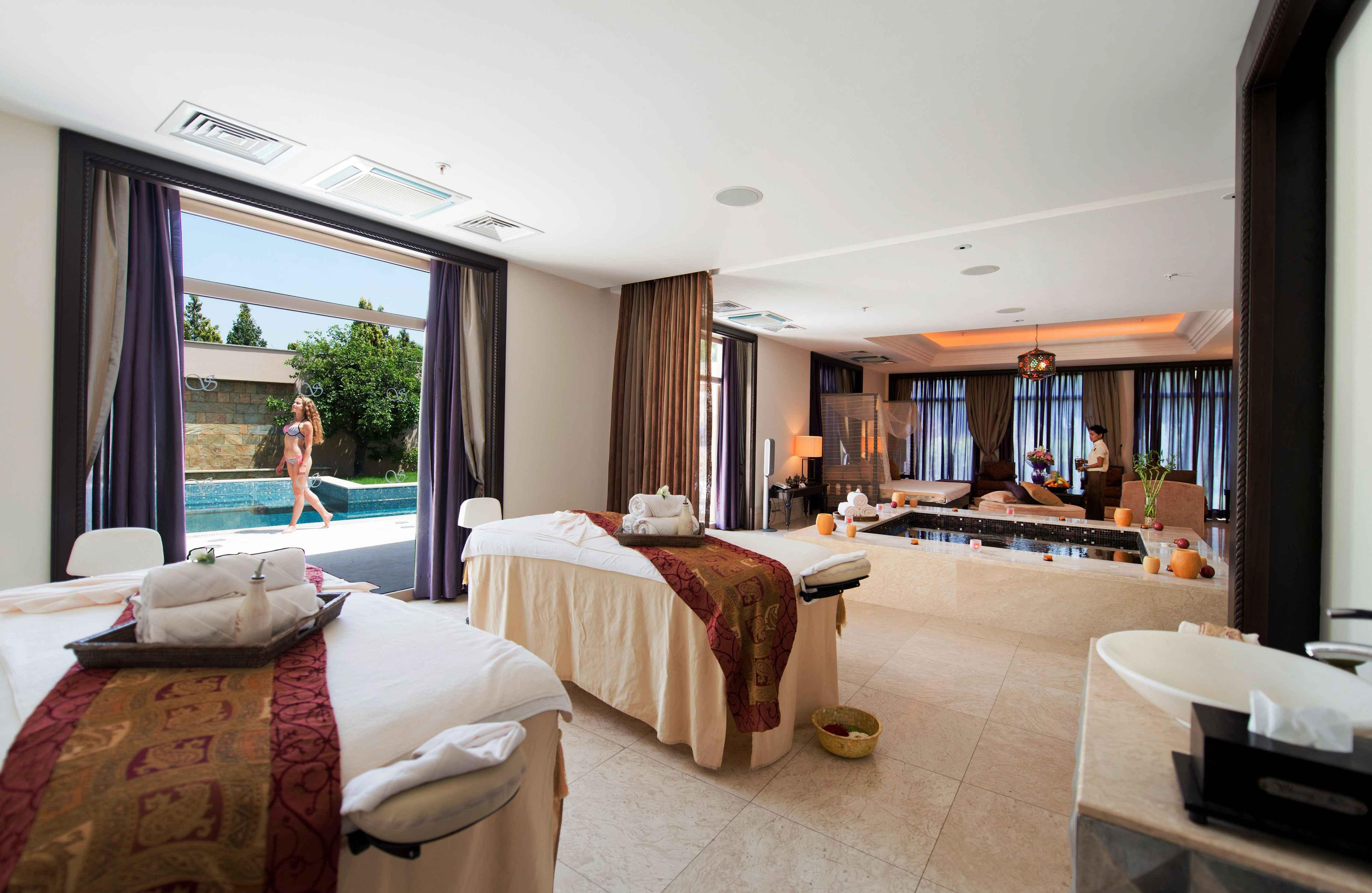 Xanadu Resort Belek- Spa- und Wellnesszentrum