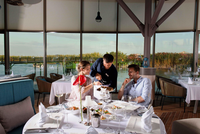 Hotel-Xanadu-Resort-Belek-Uskuna-Fisch-Restaurant-Innenraum